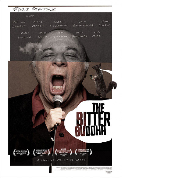 the bitter buddha movie poster