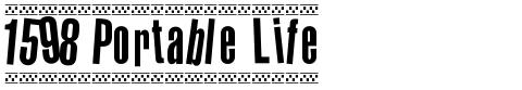 1598 Portable Life