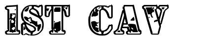1st Cav