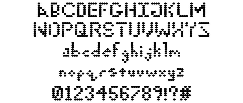 5 Cent Game font