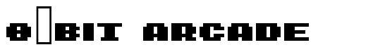 8-bit Arcade フォント