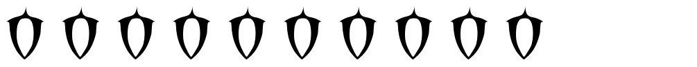 Abaddon II font