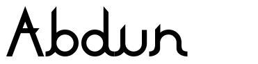 Abdun