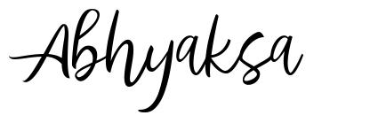 Abhyaksa