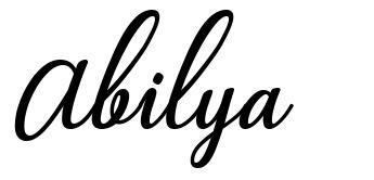 Abilya