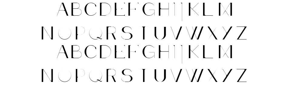 Acne font