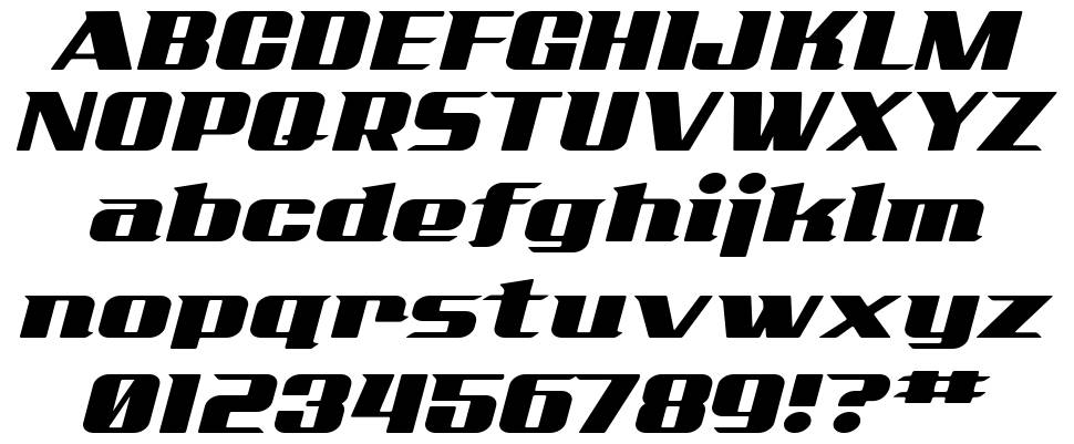 Add City Boy font