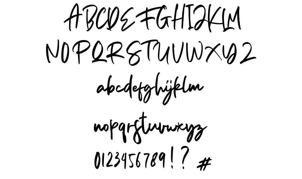 Aedesty font