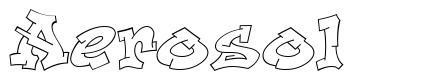 Aerosol 字形