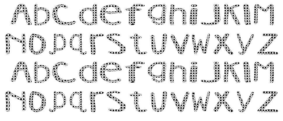 AEZ Vanity font