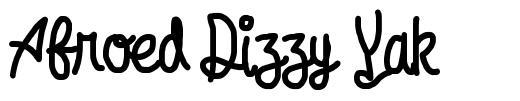 Afroed Dizzy Yak