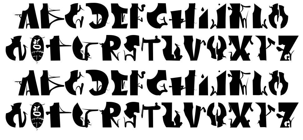 Afronsu font