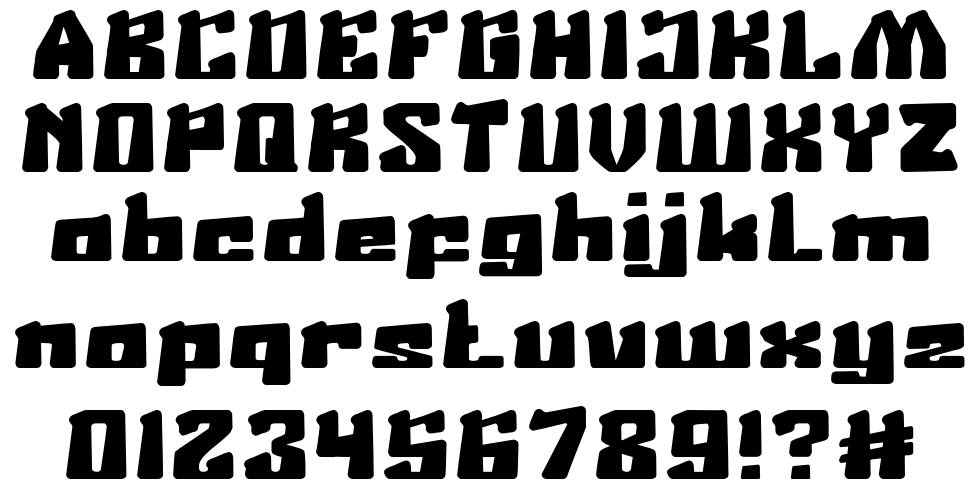 Age Of Science and Technology font