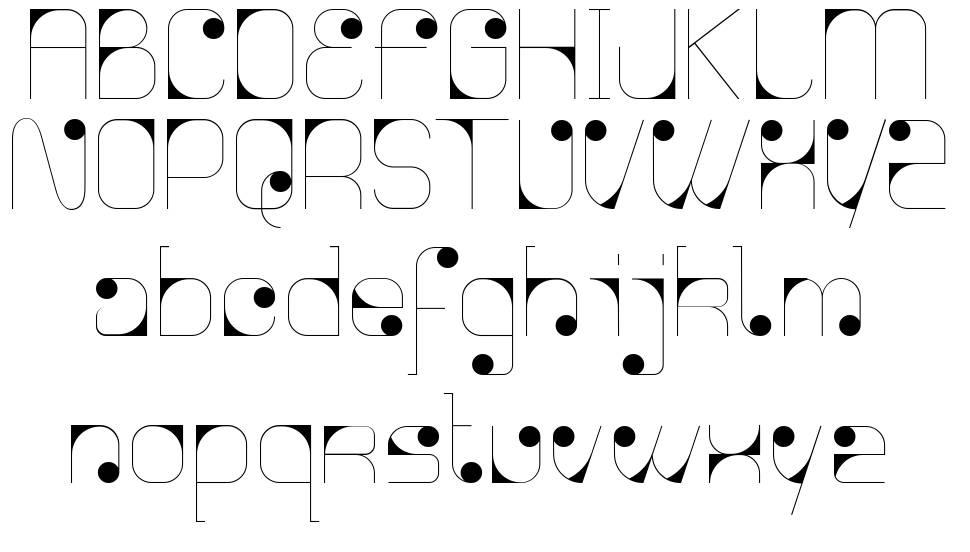 Agnes Serif font