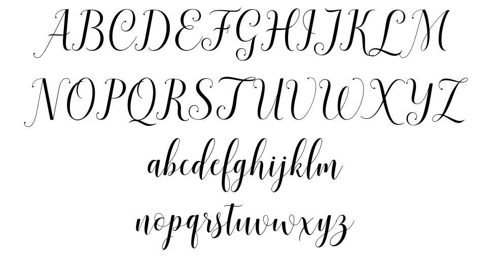Ahattom font