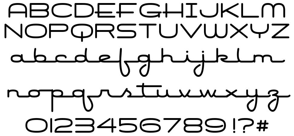 Air Conditioner font