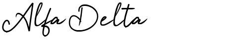 Alfa Delta