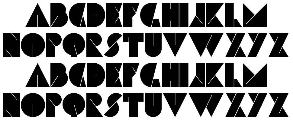 Ali font