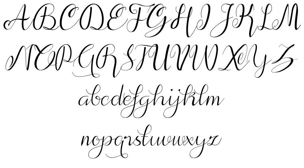 Alif font