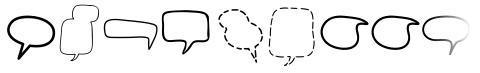 Alin Speech Bubbles 2