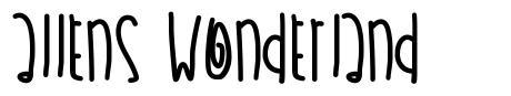 Allens Wonderland