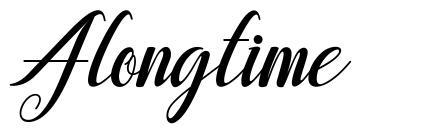 Alongtime font
