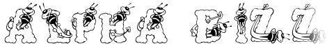 Alpha Bizzy Bee