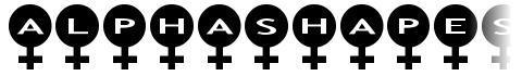 AlphaShapes female