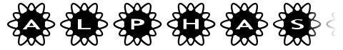 AlphaShapes Flowers 2