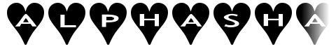 AlphaShapes Hearts
