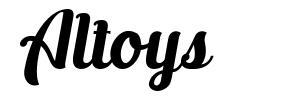 Altoys font