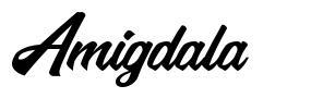 Amigdala font
