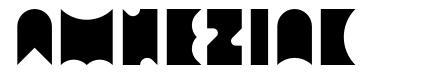 Amneziak font