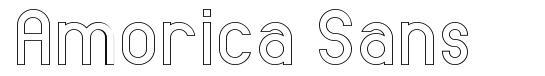 Amorica Sans