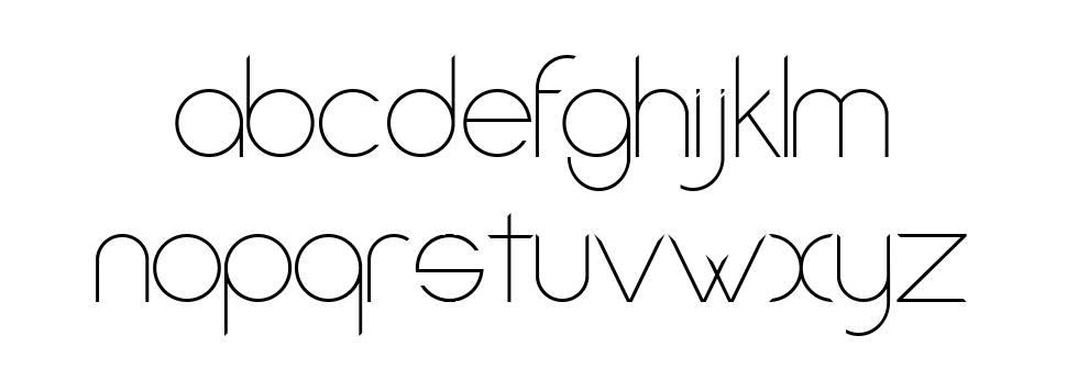 Amorino font