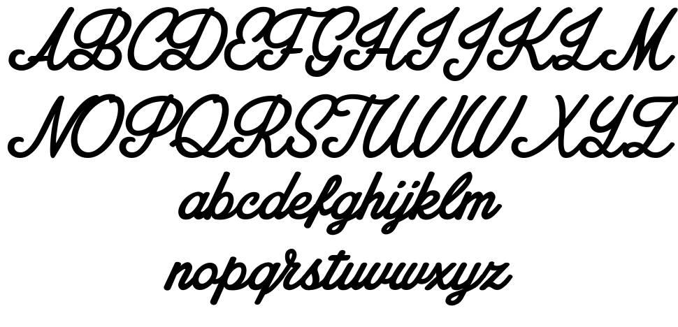 Amplify font