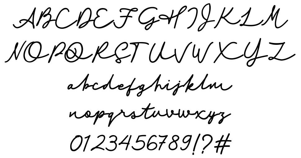 Amstrong font