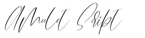Amulet Script