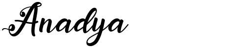 Anadya
