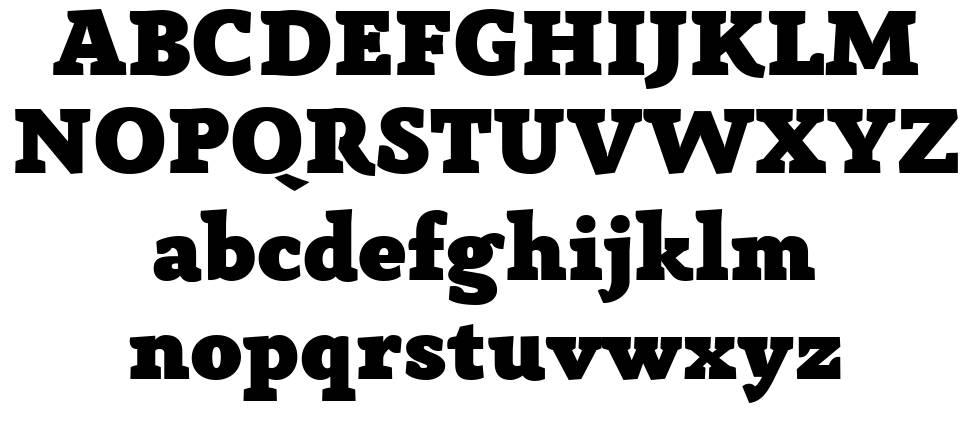 Anaphora フォント