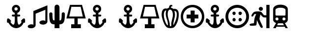 Ancla Alphabet