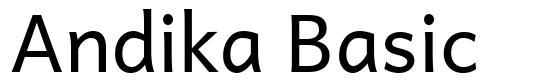 Andika Basic fonte