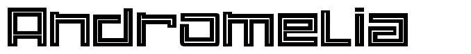 Andromelia font