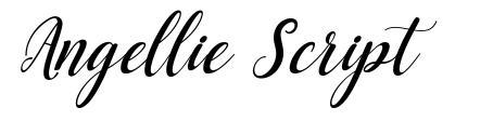 Angellie Script