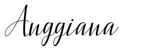 Anggiana