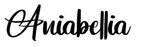 Aniabellia