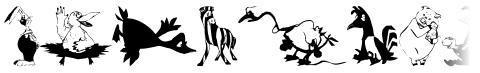 Animal Comedians