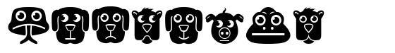 Animales font