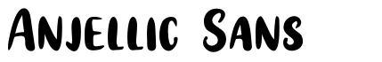 Anjellic Sans