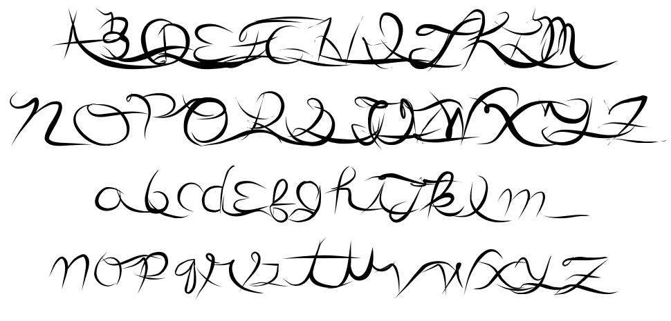 Another Party font